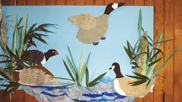 Years 1 and 2 Artwork about Velator Wetlands